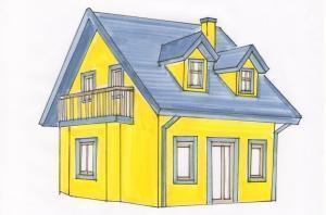 Come scegliere il colore esterno della casa - Colorare casa esterno ...