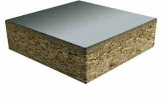 Composizione pannello pavimento sopraelevato (di NESITE)