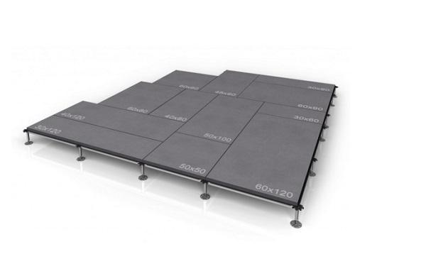 Schema di pavimento galleggiante di Schneider Electric