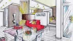 Progetto appartamento 30 mq