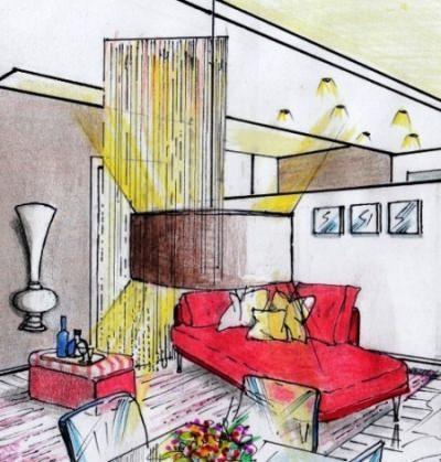 Progetto appartamento 30
