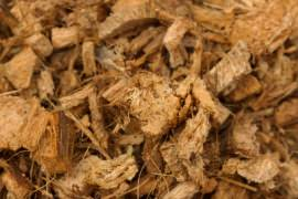 fibre di legno naturali