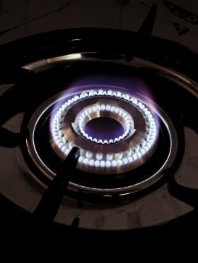 piano cottura gas