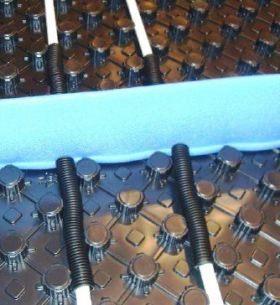 giunti dilatazione pannelli radianti