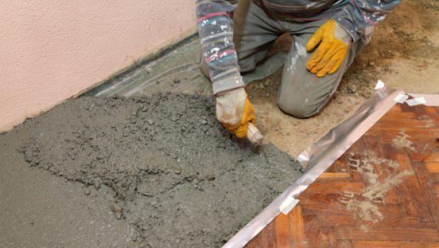 Preparazione dei fondi di posa per pavimenti - Piastrelle da incollare su pavimento esistente ...