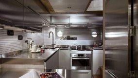 Cucina da yacht