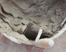 malta e cemento