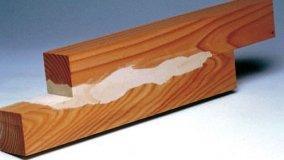 La stuccatura del legno