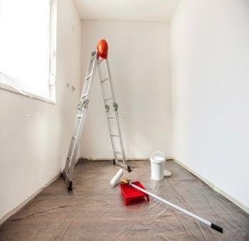 Tinteggiatura casa