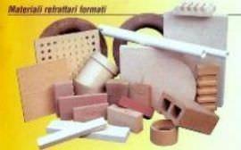 materiali refrattari (di la Refrattaria n.s.c.)