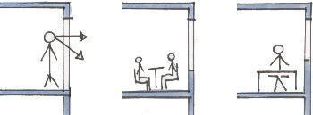 Progettare le finestre for Altezza finestre da terra