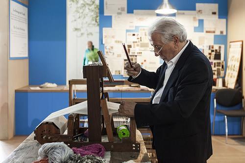botteghe artigiane al salone satellite_ foto da Cosmit di Andrea Mariani