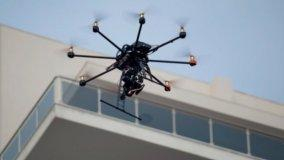 Droni in edilizia