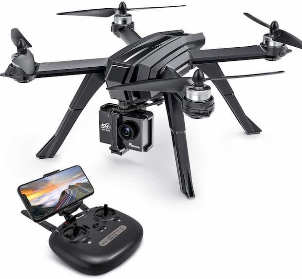 Drone impiegato nel campo edile