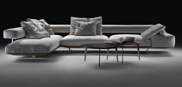 Divano Letto Moderno Flexform.Divano Design Moderno Idee Per Il Design Della Casa