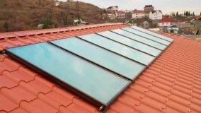 Manutenzione impianto solare termico