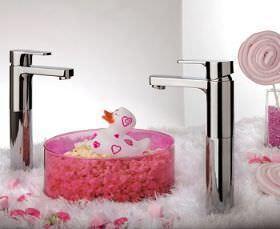 Rubinetti e design: Ritmonio, Aquapassion.