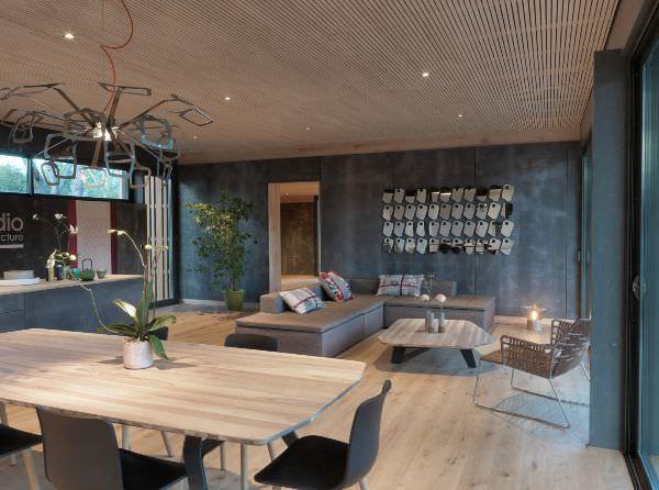 Pop-up House: interni