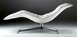 chaise longue Larus