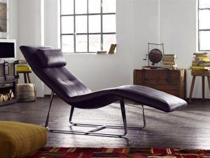 Chaise longue design usata