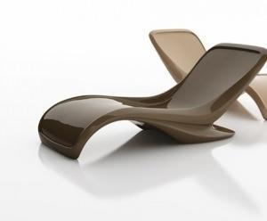 chaise longue di Idiha Design