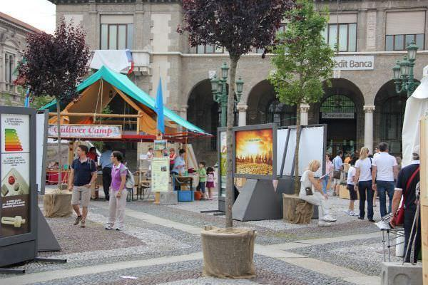 Panoramica Festival dell'Ambiente