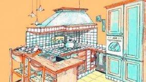 Cucina per casa vacanze