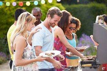 Nuove cucine per terrazzi e giardini