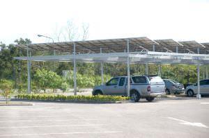 Carport Fotovoltaico multiposto