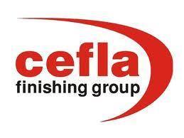 Logo Cefla Finishing Group