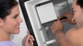 Manutenzione del frigorifero