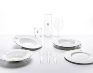design a tavola I.D.Ish di Oldani