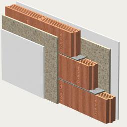 Pareti fonoisolanti - Spessore muri interni ...