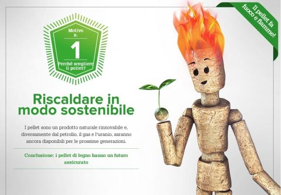 Caldaie a pellet: riscaldare in modo sostenibile di OkoFEN Italia Srl