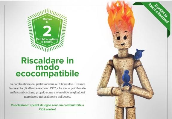 Caldaie a pellet: riscaldare in modo ecocompatibile di OkoFEN Italia Srl