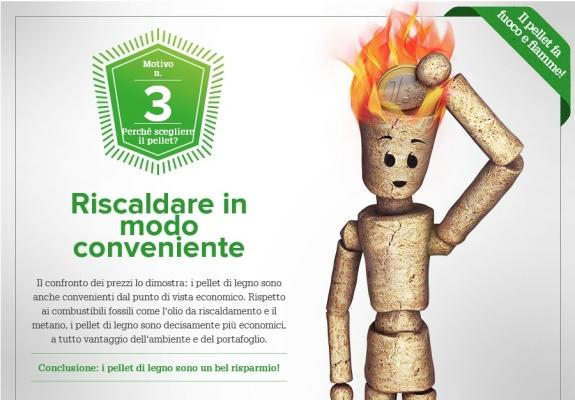 Caldaie a pellet: riscaldare in modo conveniente di OkoFEN Italia Srl