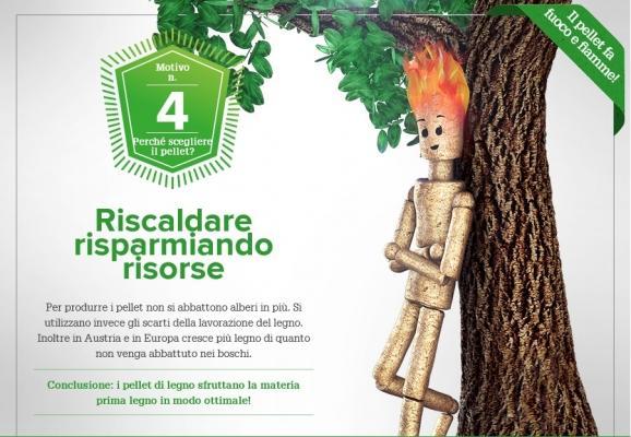 Caldaie a pellet: riscaldare risparmiando risorse di OkoFEN Italia Srl