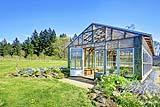 Giardino d'inverno - strutture prefabbricate