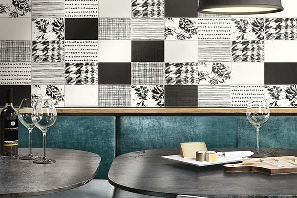 Imola Tiles full of Life: collezione Kiko