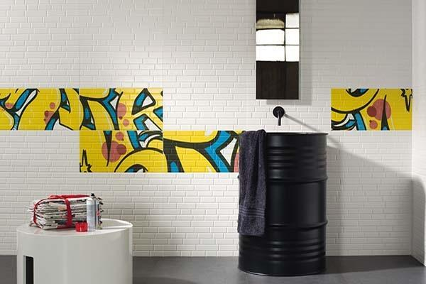 Collezione Mash-up, by Imola Tiles full of Life