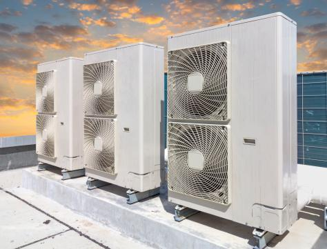 chiller climatizzazione