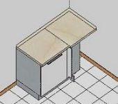 Cucine ad angolo, soluzioni: base angolare