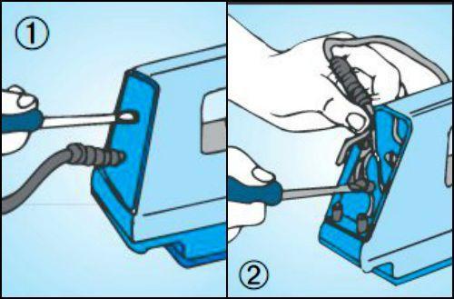 Schema Elettrico Vaporella Polti : Riparare il ferro da stiro