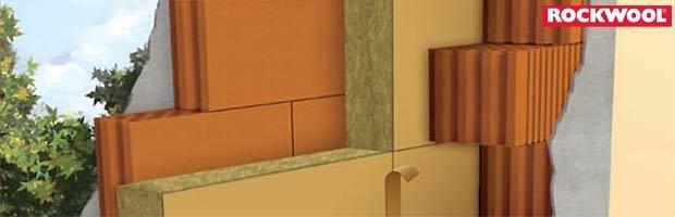 Rockwool: coibentazione pareti con intercapedine