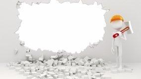 Demolizione o spostamento di parete interna