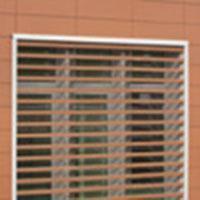Brise soleil in cotto, un prodotto della ditta Vettaflex.