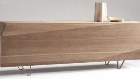 Mobili in legno per il living
