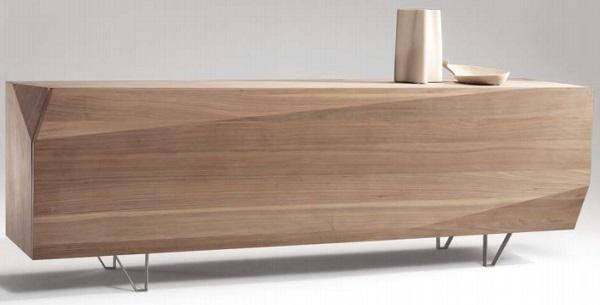 Mobili in legno per il