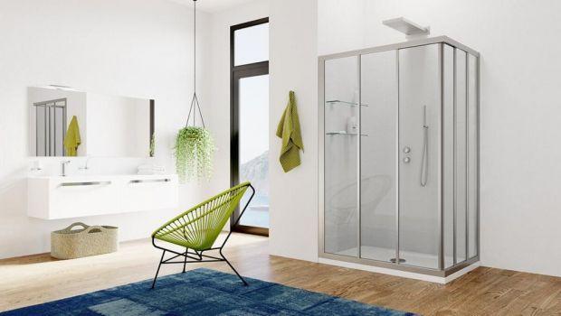 Trasformazione vasca in doccia, più sicurezza in bagno