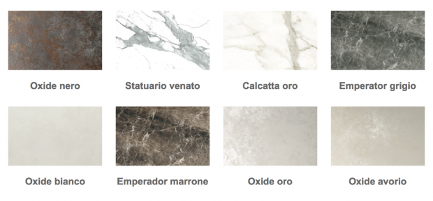 Tipologie rivestimenti vasca